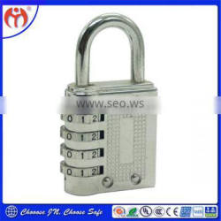 Stainless steel padlock with master keys JN6024 for Suitcase/Luggage/ Locker & Cabinets