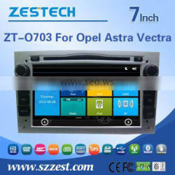 auto radio For Opel Astra Vectra radios audio player support SWC/Phone book/Analog TV/digital TV