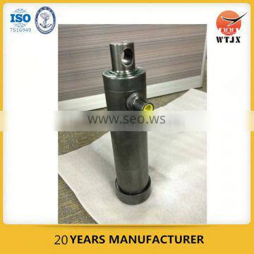 nitrocarburizing treatment telescopic cylinders for small trailer