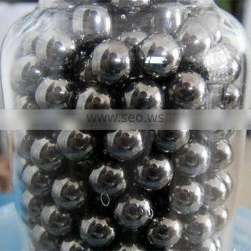 1/2 inch 12.7mm G1000 AISI 1010/1015/1045 low carbon steel ball