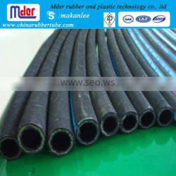 Hengshui hot sales braided hydraulic rubber pipe