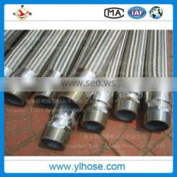 Hot factory selling good quality Flanged flexible metal hose manufacturer