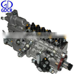 High quality Longbeng BHT6P115R302 fuel injection pump BP3010 3010 for chuanchai WD615.67