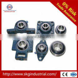 China fctory UCP214 with cast steel pillow block bearing