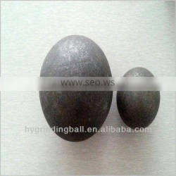 Long sevice life Forged Steel Grinding Ball for Ball Mill in mining
