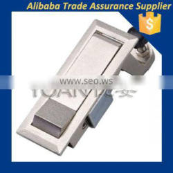 Sand-blasting door cabinet door handle lock