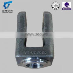 excellent quality casting clevis steel investment castings parts