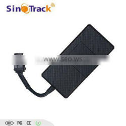 vehicle GPS tracker with web based tracking system google map