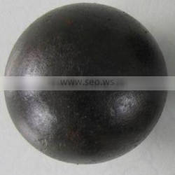 no defects forged grinding steel ball for gold mine