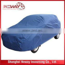 Customized outdoor waterproof pattern car cover /various size car cover