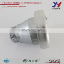 OEM ODM Custom Cast Aluminum Casing for Anti Fire System with Strainer