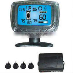 Hotsale popular parking sensor with LCD display and long time warranty made in China