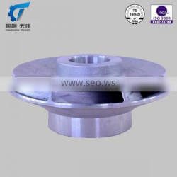 2015 China hot sale stainless steel 316 pump impeller