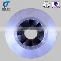 impeller casting machining centrifugal pump impeller size