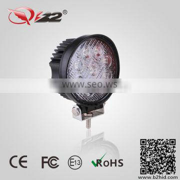 led working light 4x4 off road vehicles 27W led auto parts