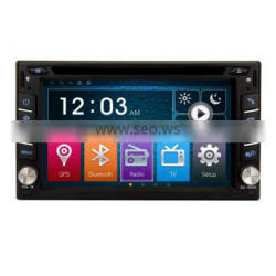Winmark Exclusive Mstar 2531 Car Radio DVD Player 6.2 Inch 2 Din With Touch Screen For NISSAN NV200 2009-2011 Universa DK6539l