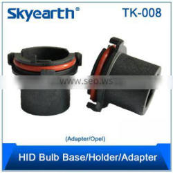 Hot Auto Part Hid Car Lights Lamp Adapter For Opel
