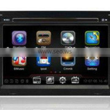 In dash 2 Din special car audio for AUDI A3