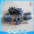 OEM high performance EPDM rubber impellers for pump parts