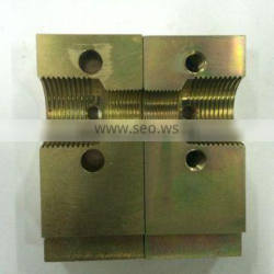 Stainless steel galvanized clamp block