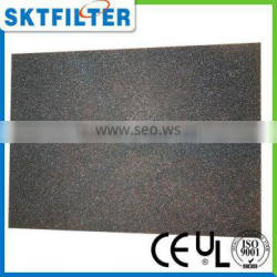 2014 30ppi Gray good quality coarse dust filter mesh air filter nets