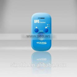 Mini personal GPS Tracker with real time tracking system