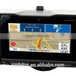 "Waterproof 5"" motorcycle gps navigation system"