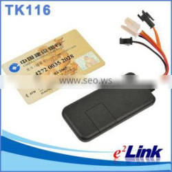 Accurate tracker for your vehicle car tk116
