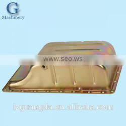 Precision OEM coated brass stamping
