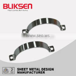 High quality mirror stainless steel sheets bending machining parts