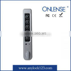 CE approved smart cabinet code lock for gym or office