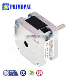 1.2A hybrid electric stepper motor for machine