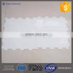 HDPE Synthetic Ice Skating Rink Hockey Board Artificial Ice Rink