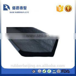 Black Rubber Wall Base High Traffic Protector
