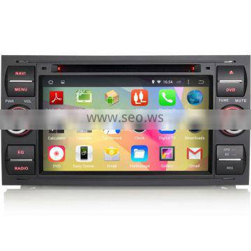"""Erisin ES2301F 7"""" Capacitive Touch Screen Car DVD for Mondeo 2003"""