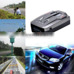 Cheap GPS Tracking Speed Radar Detector V9 with 16 Brand 360 Degree Warning Voice LED Display