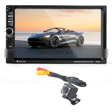 8 Inches Smart Phone Android Double Din Radio 3g For VW Skoda