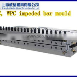 Weilei is a manufacture type enterprise currently our products are pvc wpc foam plate mould grating mould rigid mould etc
