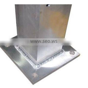 Supply CNC aluminium alloy welding With any colors