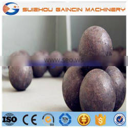 dia.60mm alloy steel forged balls, steel forged grinding mdia balls, forged steel grinding meida balls for metal ores