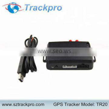 2016 Made in China type vehicle gps tracker with Geo-fence and SOS alarm
