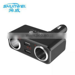 Factory Supplier 2 ports car changer With Stable Function