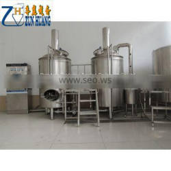 Beer making machine mash system 300 liters beer brewing equipment