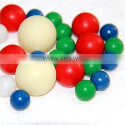 Colorfull ABS Plastic ball