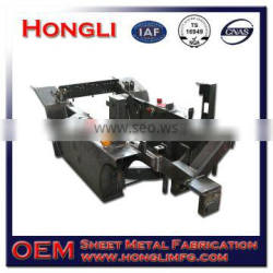 High quality customized machinery parts for welding