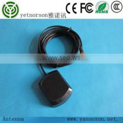 2015 best selling GPS antenna 1575.42mhz 28dbi with mini active ceramic for car antenna