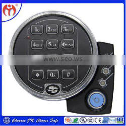Three modes of operation Progamming guide Audit Safe lock with timer For Safe Box ATM Vaults Door SG 6128