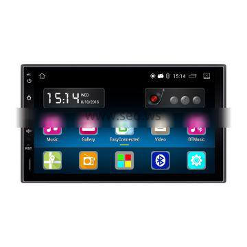 8 Inches Navigation Android Double Din Radio 2GRAM+16GROM For Audi A3
