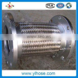 Good quality hot selling steel wire braided flexible metal hose