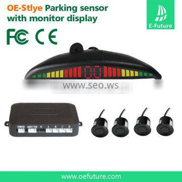 bibi alert DC 12V Voltage and Car Parking Sensor Type Reverse Sensor